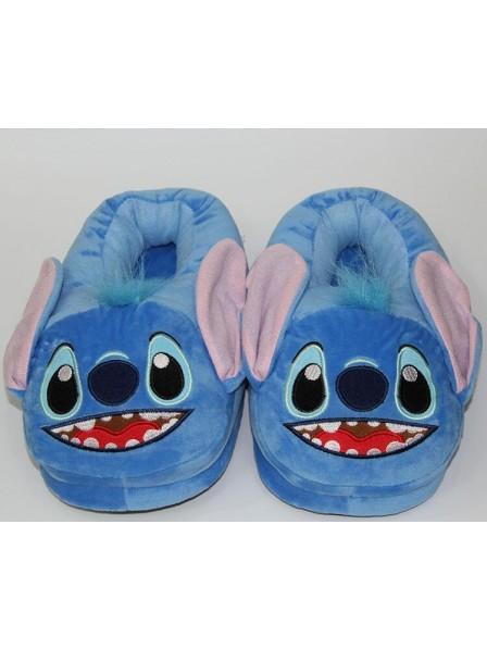 Blau Stitch Hausschuhe Pantoffel Tier Kostüm Schuhe