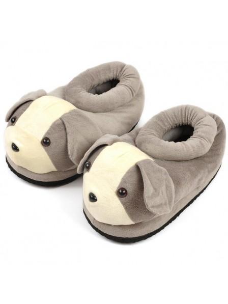 HundePlüsch Pfote Kralle Hausschuhe Tier Kostüm Schuhe