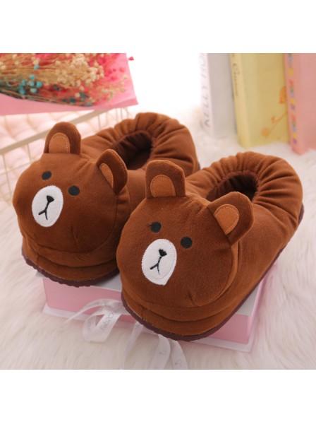 Bär Plüsch Pfote Kralle Hausschuhe Tier Kostüm Schuhe