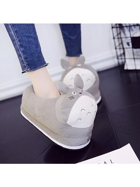 Totoro Hausschuhe Tier Kostüm Schuhe