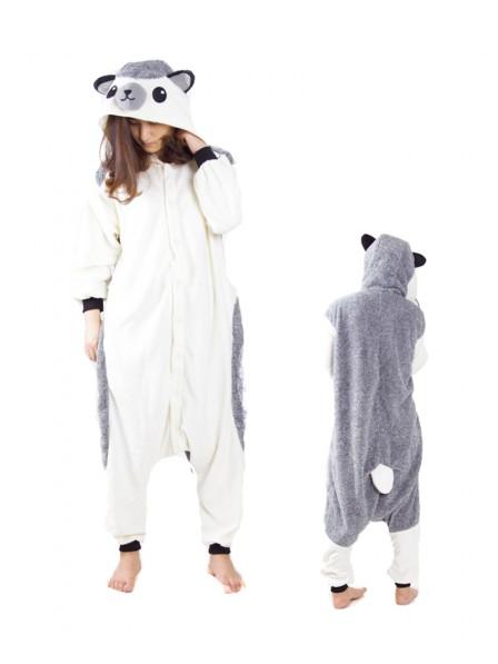 Igel Pyjama Onesie Tier Schlafanzug Kostüm