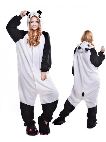 Süß Panda Pyjama Onesies Tier Kostüme Für Erwachsene Schlafanzug Kostüm