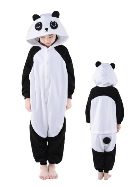 Panda Onesie Kinder Tier Kostüme Für Jugend Schlafanzug Kostüm