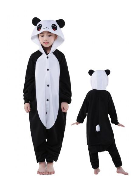 Pandas Onesie Kinder Tier Kostüme Für Jugend Schlafanzug Kostüm